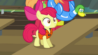 Apple Bloom surprised face S4E09