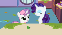 Sweetie Belle Garnish 1 S2E5