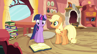 Twilight one other way S3E9