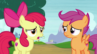 "Apple Bloom ""but we can't"" S7E6"