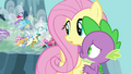 Breezies grumbling at Spike S4E16.png