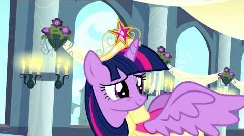 HD German Behold, Princess Twilight Sparkle