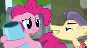 "Pouch Pony ""give up your party cannon"" S6E3"