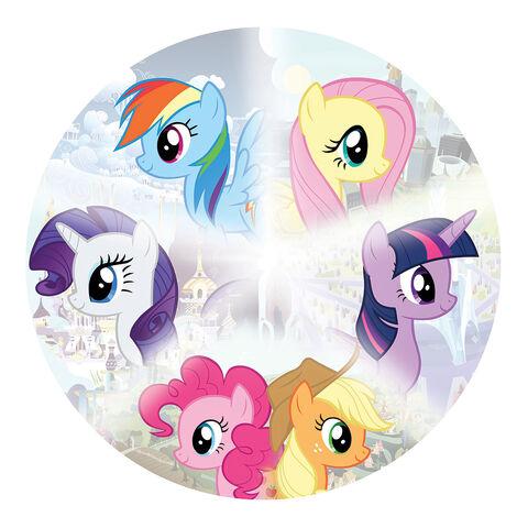 File:Explore Equestria Greatest Hits vinyl side B.jpg
