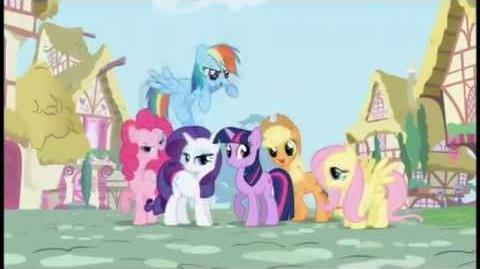 My Little Pony Friendship is Magic Polish Polski Opening