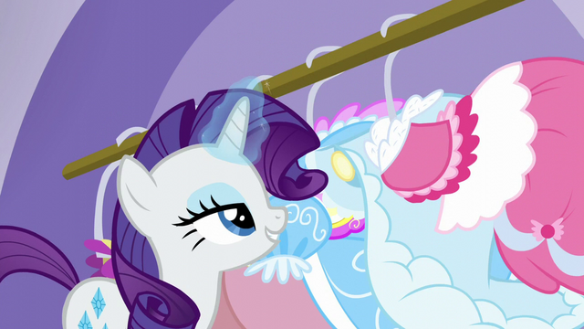 """File:Rarity """"don't you look lovely?"""" S5E14.png"""
