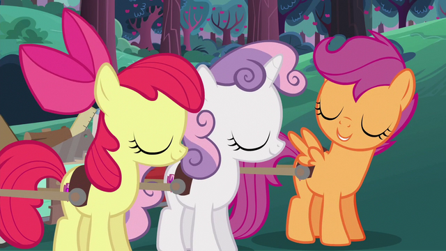 File:Apple Bloom and Sweetie Belle agree with Scootaloo S6E14.png