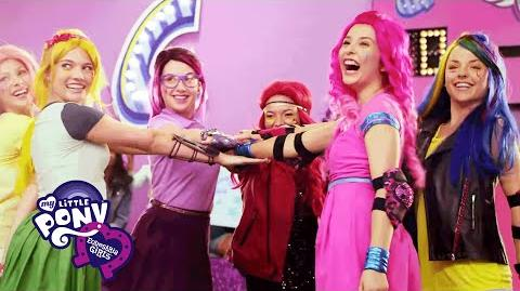 MLP Equestria Girls - 'Unleash the Magic' Friendship Games Stomp