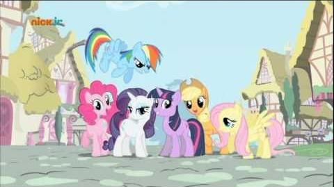My Little Pony Titellied