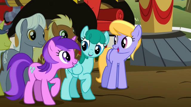 File:Ponies mumbling about song S2E15.png