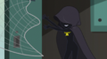 Cloaked figure tossing the net EGS2.png