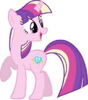 FANMADE Twilight Sparkle and Princess Cadence