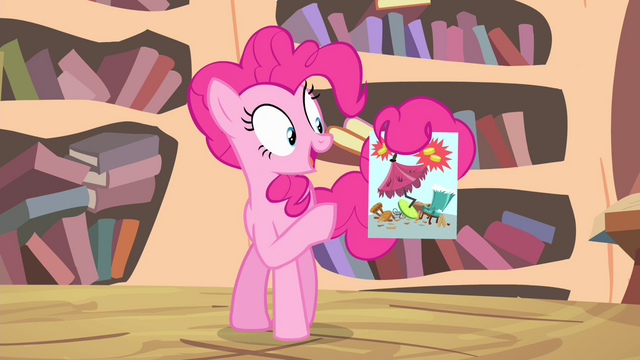 File:Pinkie with a flyer S4E11.png