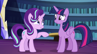 "Starlight ""those all sound great!"" S6E1"