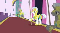 White Unicorn Guard S2E25