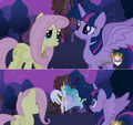 FANMADE Fluttershy with element animation error S3E13.png
