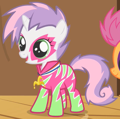 Sweetie Belle Show Stoppers outfit ID S01E18