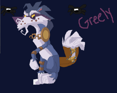 FANMADE Greely Animal jam
