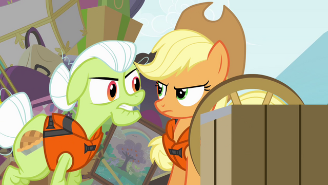 File:Granny tells AJ not to question her elders S4E09.png