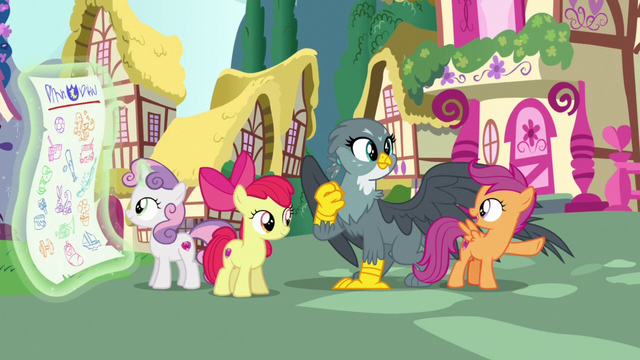 File:Scootaloo pointing off-screen S6E19.png