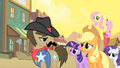Sheriff Silverstar preparing for war S1E21.png