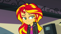 Sunset Shimmer feeling rejected EG2
