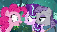 "Pinkie ""your favorite kind of omelette cupcake"" S7E4"