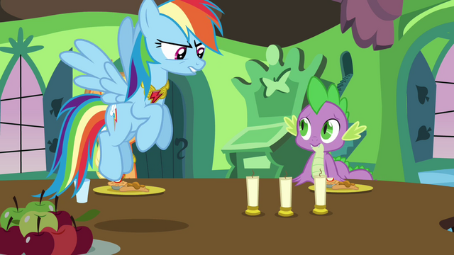 File:Rainbow Dash does not Approve S3E10.png