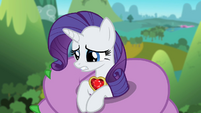 Rarity Spikey-Wikey S2E10