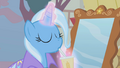 Trixie drinking from a cup S1E6.png