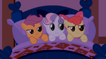 The CMC in bed S1E17