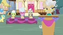 The selection committee behind Mayor Mare S4E13