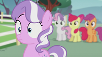 Diamond Tiara hears her mother's voice S5E18