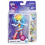 Equestria Girls Minis Rainbow Dash School Dance packaging