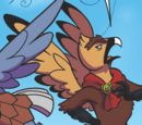 List of non-pony characters/Griffons