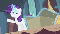 "Rarity ""the piece de resistance"" S4E19"