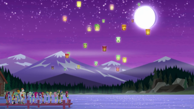 File:Campers watch their lanterns float up into the sky EG4.png