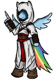 File:FANMADE Rainbow Dash assassin.jpg