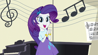 "Rarity ""And while Sunset"" EG3"