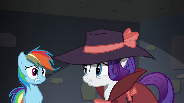 """File:Rarity """"Did I say that one out loud?"""" S5E15.png"""