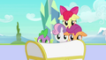 Spike and CMC hiding S03E11.png