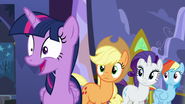 """File:Twilight """"we made friends with a yak prince!"""" S5E11.png"""