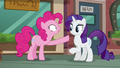 "Pinkie Pie ""And if you're coming with us, you can look at boutique"" S6E3.png"