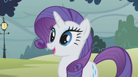Rarity has an idea S1E08