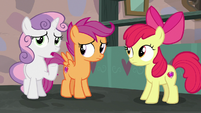 """Sweetie Belle adding """"over-the-top"""" S7E8"""