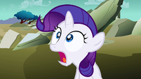 Filly Rarity surprised S1E23