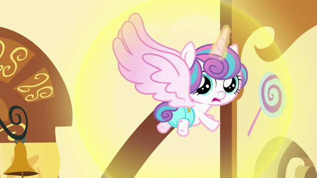 File:Flurry Heart sees cupcakes flying at her S7E3.png
