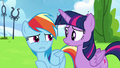 "Rainbow Dash ""when I was watching Sky"" S6E24.png"
