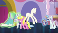 Bright Pony goes to try Tripping the Light on S5E14.png