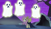 Glowing ghosts appear again S5E21